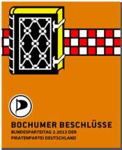 CC-BY 2012 Piratenpartei Deutschland