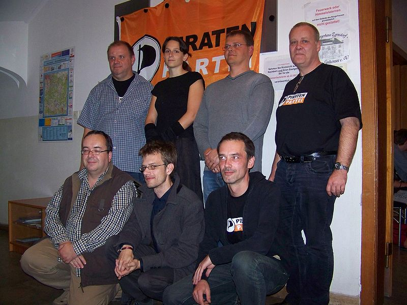 Parteitag_091003_neuer_Vorstand