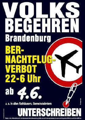 Volksbegehren Brandenburg