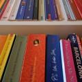 Bücherregal, Astrid Kopp@flickr, CC BY-NC-SA 2.0
